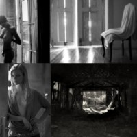 Art Photography: Doorways, black & white Collages & FB link.
