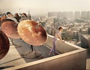 British Vogue - May 2009 - Stella Tenant - Damascus -The Road to Damascus - Bay Garnett